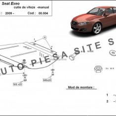 Scut metalic cutie viteze manuala Seat Exeo fabricat incepand cu 2009 APS-00,004