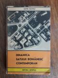 Dinamica satului romanesc contemporan - Savel Davicu / R3P4S, Alta editura