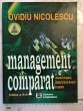 Ovidiu Nicolescu - Management comparat
