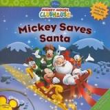 Mickey Saves Santa [With Sticker(s)]