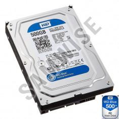 Hard disk 500GB Western Digital WD5000AZLX, Buffer 32MB, SATA3, 7200rpm