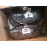 Placute frana fata Volkswagen Golf IV, Octavia fara senzor Bosch 10422