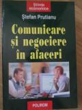 COMUNICARE SI NEGOCIERE IN AFACERI-STEFAN PRUTIANU