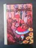 FRATII GRIMM - POVESTI ALESE  96 de povesti, coperti cartonate