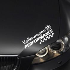 Sticker Performance - VW