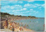 bnk cp Eforie Sud - Vedere de pe plaja - circulata