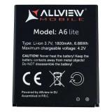 Cumpara ieftin Baterie Acumulator Allview A6 Lite Origina 3.7v Li-Ion 1800 mAh 6.66Wh