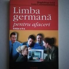 Limba germana pentru afaceri ed II
