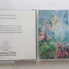 [CDA] Angels of Healing - Chrystalia - cd audio original
