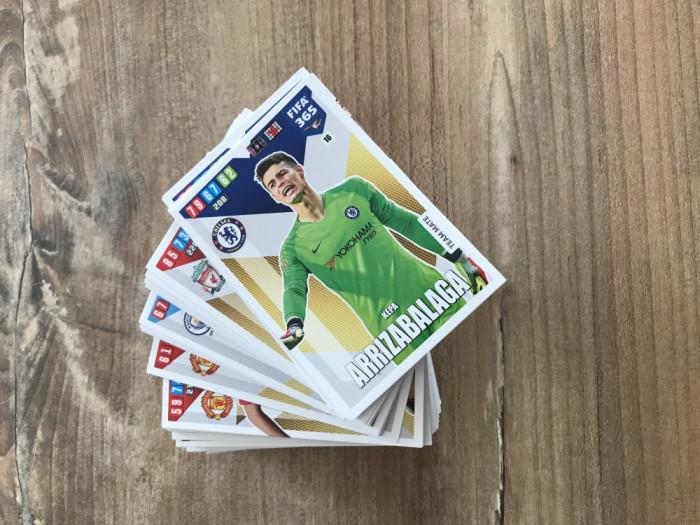 Panini FIFA 365 2020 Adrenalyn XL Set 130 carduri Team Mates diferite