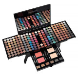 Trusa Machiaj cu 190 culori MISS ROSE Blockbuster Piano MakeUp Palette
