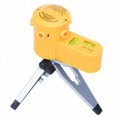 Nivela laser multifunctionala Boloboc cu mini trepied