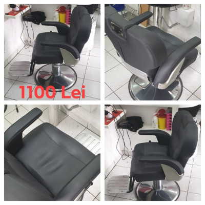 scaun frizerie foto