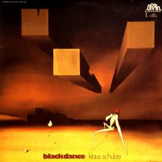 Klaus Schulze Black Dance LP remastered 2017 (vinyl)
