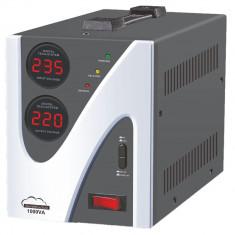 Aproape nou: Stabilizator de tensiune SilverCloud 1000VA 600W