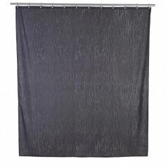 Perdea de dus Deluxe Grey 180x200 cm