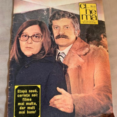 Revista Cinema nr 11 1980