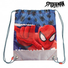 Geantă Rucsac cu Bretele din Frânghie Spiderman (31 x 38 cm)