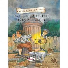 Cartea Copiilor Isteti. Aventurile lui Tom Sawyer