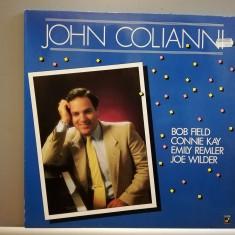 John Colianni – John Colianni (1986/Concord/RFG) - Jazz/Vinil/Impecabil