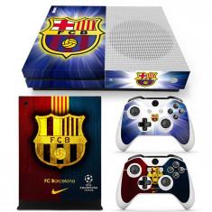 Skin / Sticker XBOX ONE S. FCB Barcelona