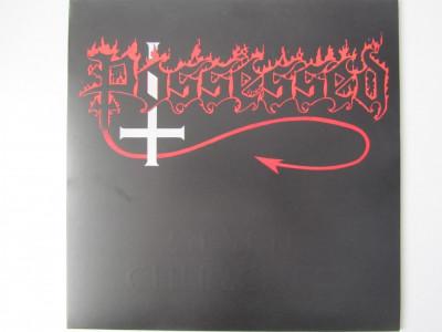 Possessed-Sevem Churches LP Colorat Disc Vinyl-Vinil Death-Metal NOU foto