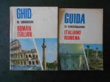 A. VIRGIL - GHID DE CONVERSATIE ROMAN ITALIAN, ITALIAN ROMAN