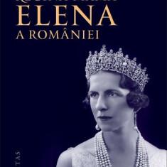 Regina-mamă Elena a României. O biografie autorizată