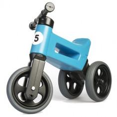 Tricicleta fara Pedale Rider Sport 2 in 1 Albastru