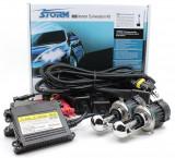 Kit bixenon h4 economic balast slim 35w 12v Tuning-Shop