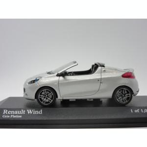 Macheta Renault Wind Minichamps 1:43