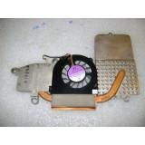 Cooler - ventilator , heatsink - radiator laptop Fujitsu Siemens Amilo M1425