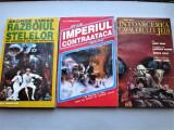 Trilogia Star Wars - Razboiul Stelelor, Imperiul contraataca, Intoarcerea Jedi