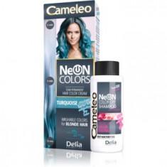 Delia Cosmetics Cameleo Neon Colors Culoare temporară pentru par blond