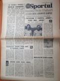 Sportul 2 august 1980-ivan patzaichin ,prezentartea echipelor din divizia A