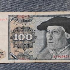 100 Mark 1980 Germania RFG, marci germane (2)