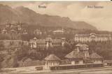 Sinaia Hotel Caraiman carte postala