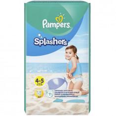 Scutece Pampers Splash 4, pentru apa, 11 bucati