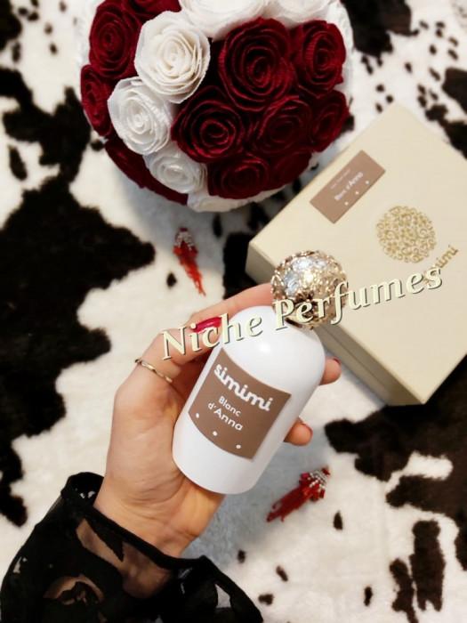 Parfum Original Tester Simimi Blanc D'Anna