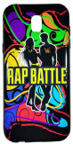 Husa Samsung Galaxy j5 2017 husa flippy 3d print mesaj rap battle!