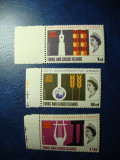 TURKS AND CAICOS 1966 SERIE MNH