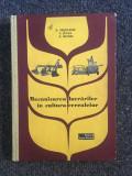 Mecanizarea lucrărilor in cultura cerealelor/Colectiv/