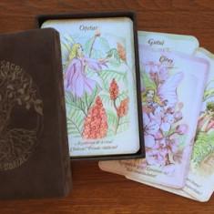 Arbori sacri, mesaje magice - carti oracol   Diana d'Briac