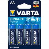 VARTA LONGLIFE POWER AA Mignon LR6 HR6 Baterii alcaline Conținutul pachetului 1x Blister