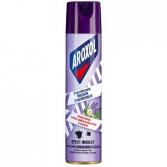 Spray impotriva moliilor si acarienilor Aroxol 250 ml