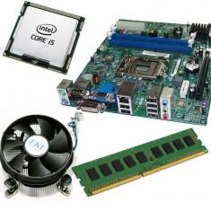 Kit Placa de baza Acer H61H2-AD, 3rd gen, Intel Core i5 3470 3.2GHz, 4GB DDR3,...