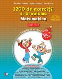 1200 de exerciţii şi probleme. Matematică. Clasa a III-a