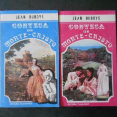 JEAN DUBOYS - CONTESA DE MONTE CRISTO 2 volume
