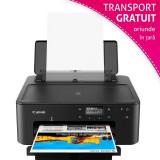 Imprimanta inkjet Canon Pixma TS705, format A4, Wi-Fi, LCD