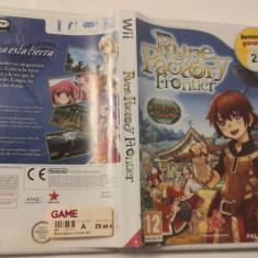 [Wii] Rune Factory Frontier - joc original Nintendo Wii